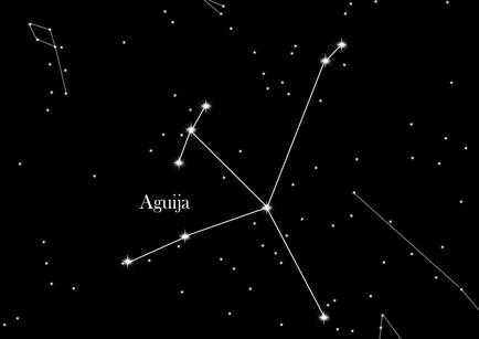 Constelación Águila